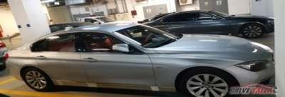 بى أم دبليو 318i luxury  مستعملة للبيع فى مصر بالتقسيط ٢٠١٦