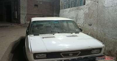 فيات 128 مستعملة للبيع فى مصر 1980