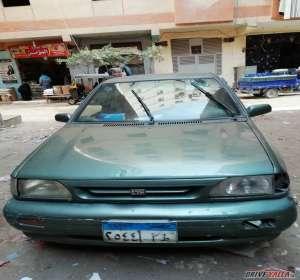كيا بريد مستعملة للبيع فى مصر 2001