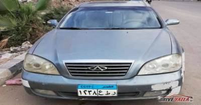 اسبرانزا  A620  مستعملة للبيع فى مصر  2007