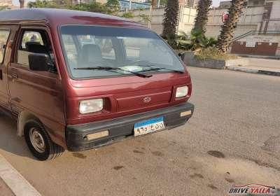 سوزوكي فان مستعملة للبيع فى مصر 2013