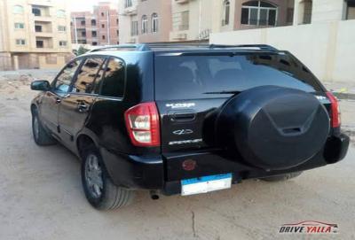 شيرى  تيجو  مستعملة للبيع فى مصر بالتقسيط 2012