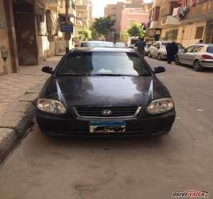 هيواندى فيرنا  مستعملة  للبيع فى مصر  ٢٠١٢