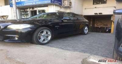 BMW 520M SPORT  مستعملة للبيع فى مصر  بالتقسيط  2017