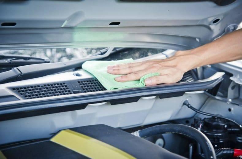الحفاظ علي محرك السيارة في الحرارة المرتفعة