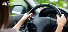 أهم 10 نصائح لكيفية قيادة السيارة